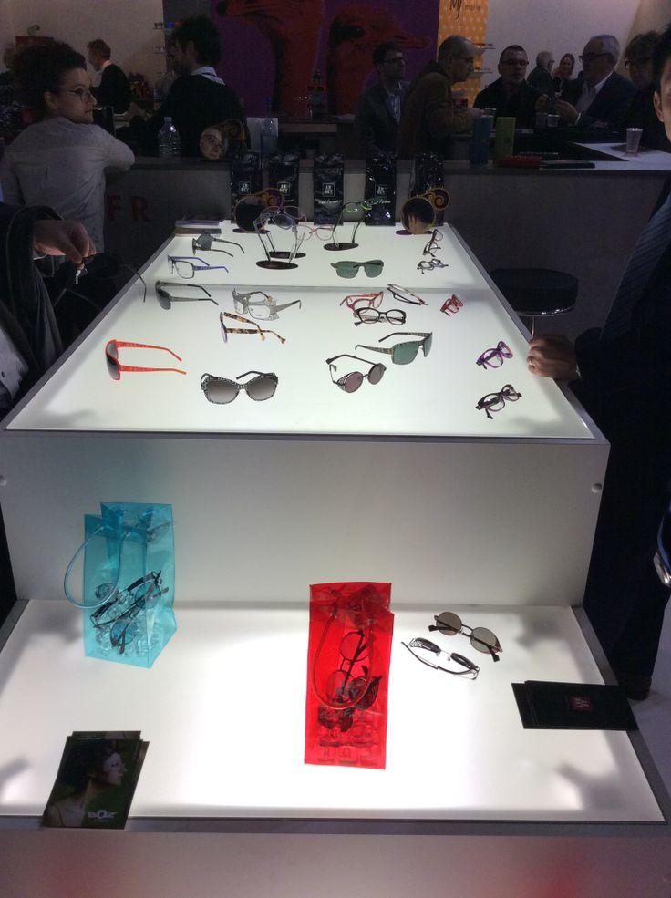 @Mido Helal #jfrey #mido2014 #tradeshow #eyewear