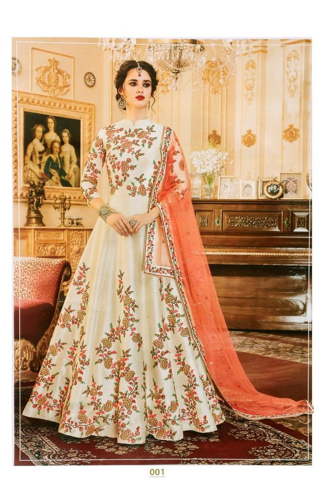 Bollywood Red Anarkali Salwar Kameez Indian Pakistani Designer Gown Long Suit Other Women's Clothing Women's Clothing