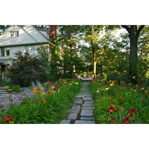 Slow Path Residential Garden Landscape Design Ideas Pinterest