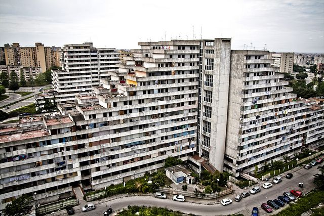 Vele di Scampia, Naples, Italy