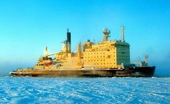 Taymyr icebreaker back in the Arctic after a year of repairs - Infrastructure: Arctic-Info