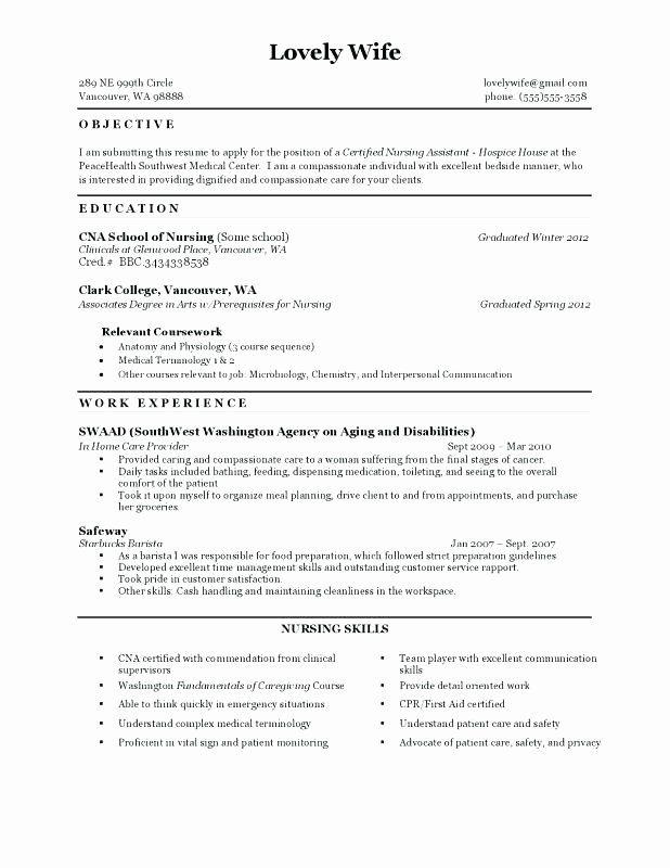 Fine Dining Server Resume Awesome 13 14 Fine Dining Server Cover Letter Medical Resume Resume No Experience Nursing Assistant