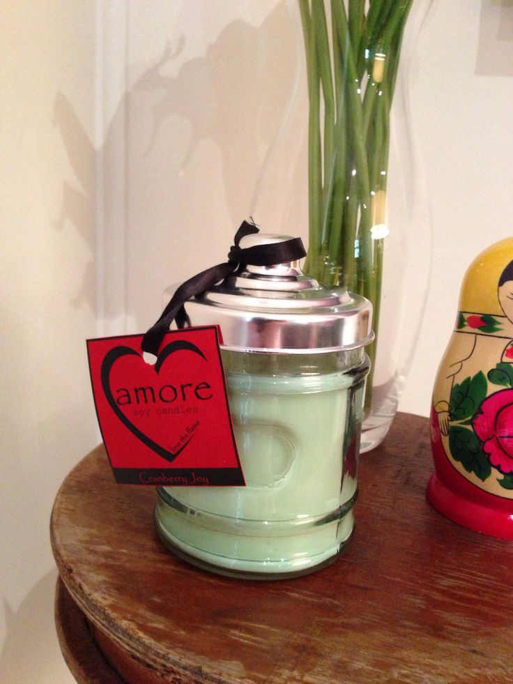Candy Jar Soy Candle
