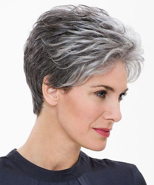 Short Choppy Hairstyles 2017 For Women Short Choppy
