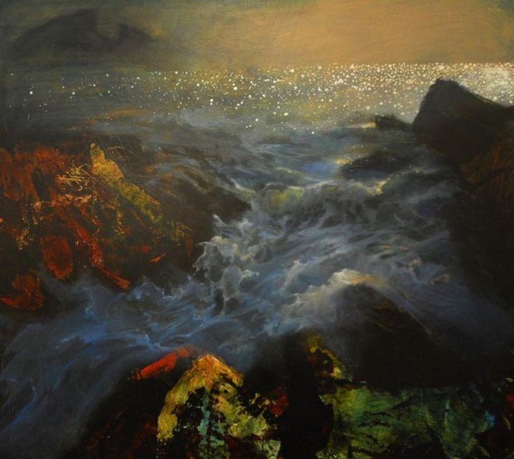 Split Rock, Evening Tides