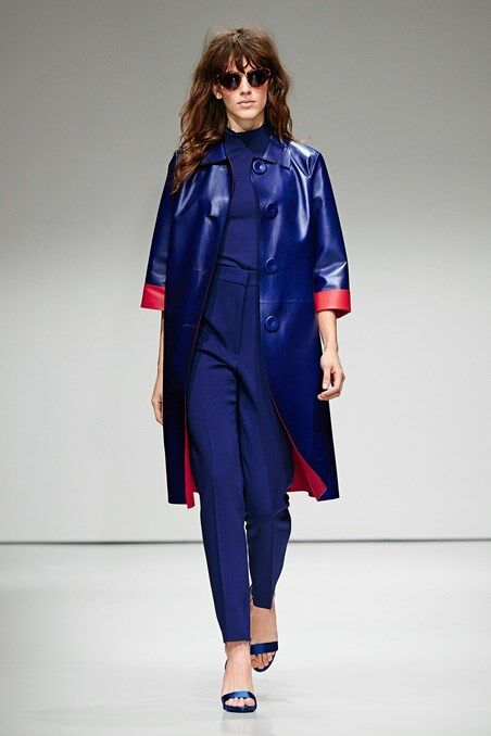 Fabulous use of primary contrast colours -escada-fw-2016
