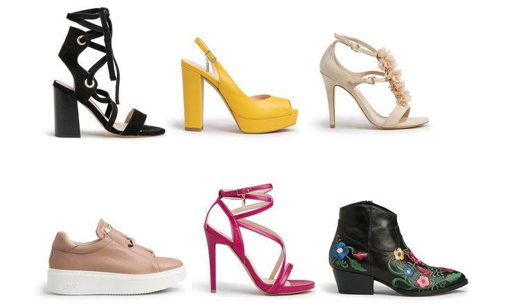 Scarpe Liu Jo 2017: Foto Collezione e Prezzi - https://www.beautydea.it/scarpe-liu-jo/ - Colorata, girly e moderna. La collezione scarpe Liu Jo per la primavera estate 2017 è ricca di modelli femminili e in linea con i trend. Ecco in anteprima tutto il catalogo delle calzature Liu Jo!