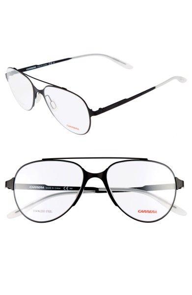 Main Image - Carrera Eyewear 53mm Aviator Optical Frames