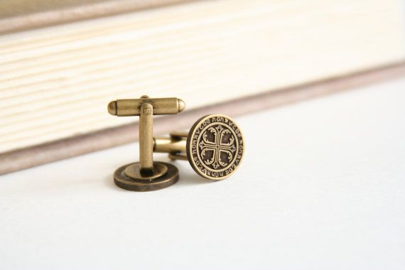Knights of Templar Cufflinks Order of the Temple by AngleAh