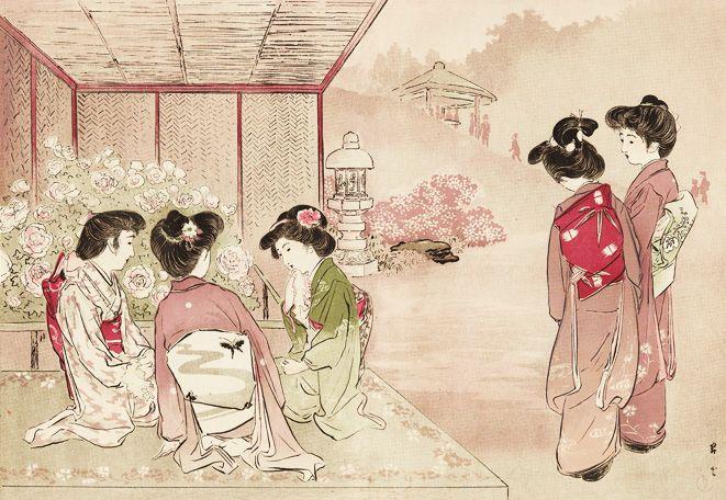 My Pinterest - blackcoffeecinnamon:     Yamamoto Shouun...