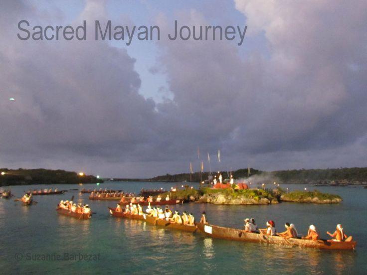 Recreating an Ancient Mayan Pilgrmage: The Sacred Mayan Journey