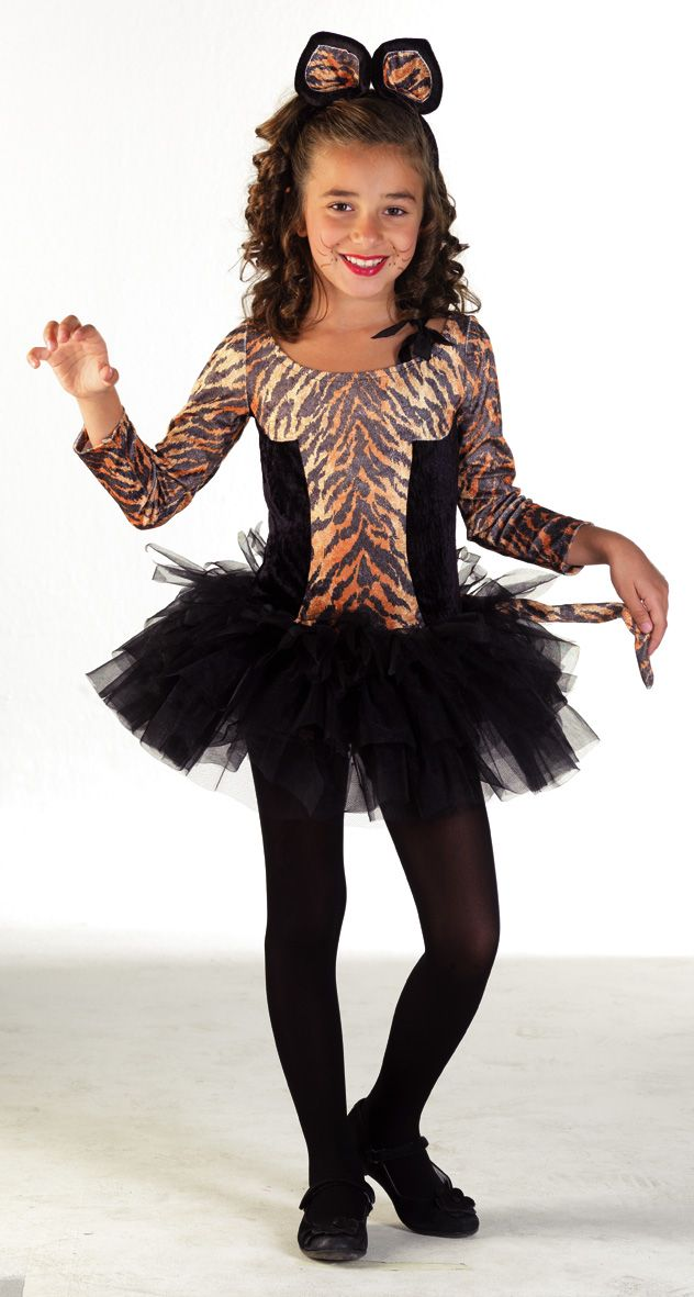 Costume de Tigresse