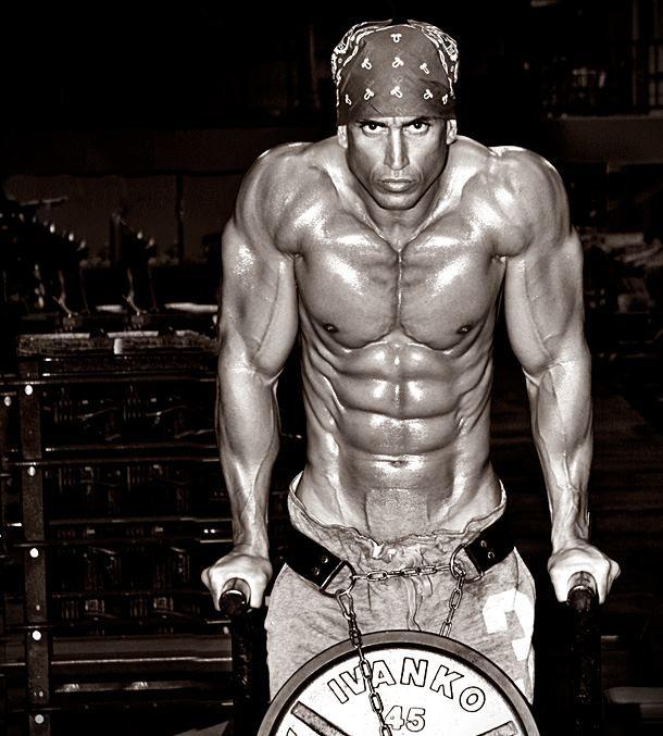 Cover Model & Celebrity Trainer Diego Sebastian Talks With Simplyshredded.com | SimplyShredded.com