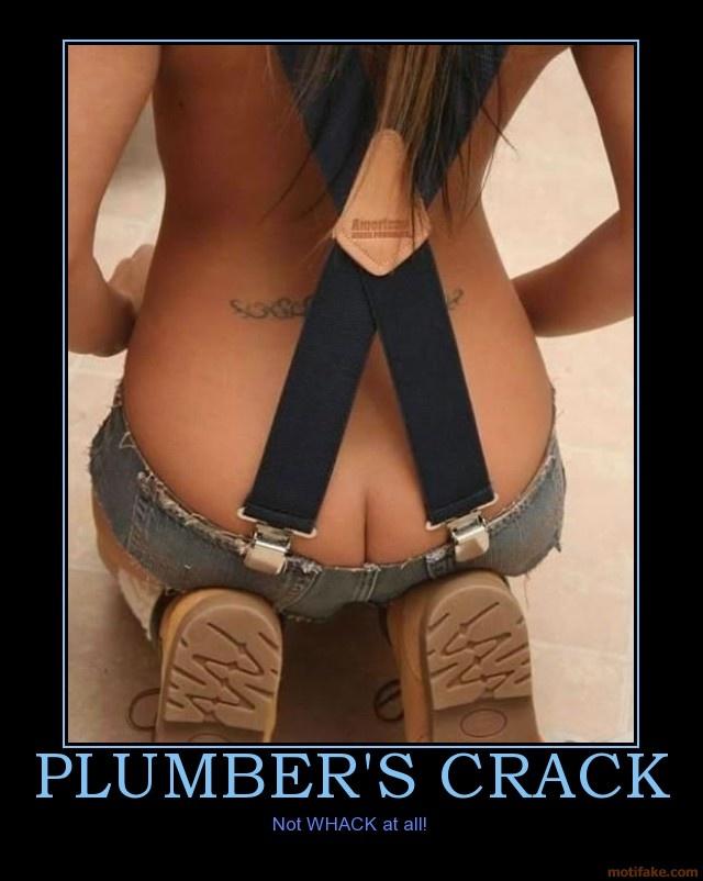 Sexy Plumber Girl Butt Cracks - Porn Pics  Movies-6797