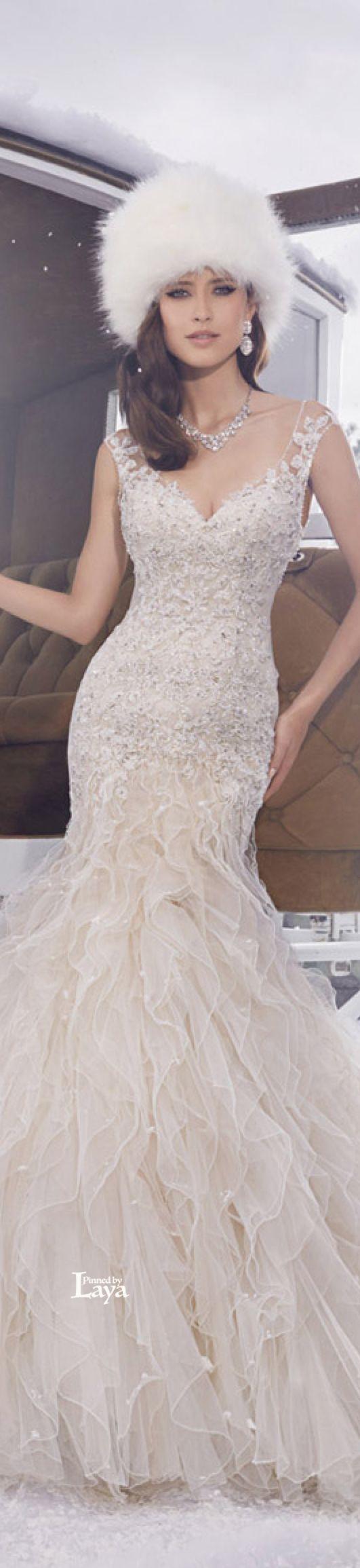 Sophia Tolli Fall 2015 Bridal 109 best