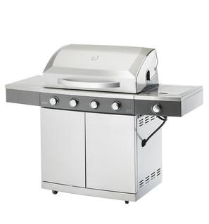 AXIS DELUXE - 4 BURNER GAS GRILL