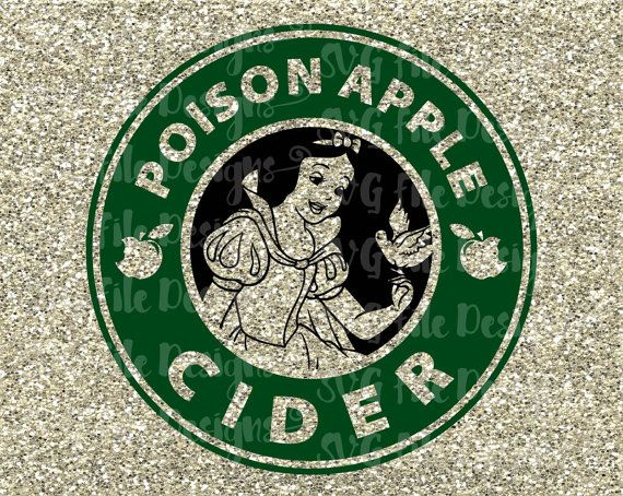 Snow White Poison Apple Cider Disney Princess by