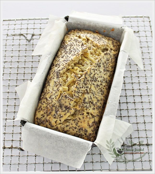 Potato Loaf with Chia Seeds 马铃薯奇异籽面包 | Anncoo Journal - Come for Quick and Easy Recipes