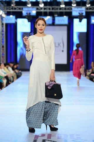 Adnan Pardesy Summer Collection 2013 At PFDC Sunsilk Fashion Week 2013
