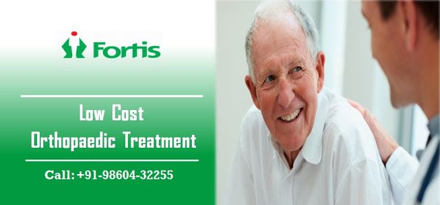 Fortis Multispeciality Hospital in Delhi Specializes For High Quality & Low Cost Orthopaedic Treatment in India