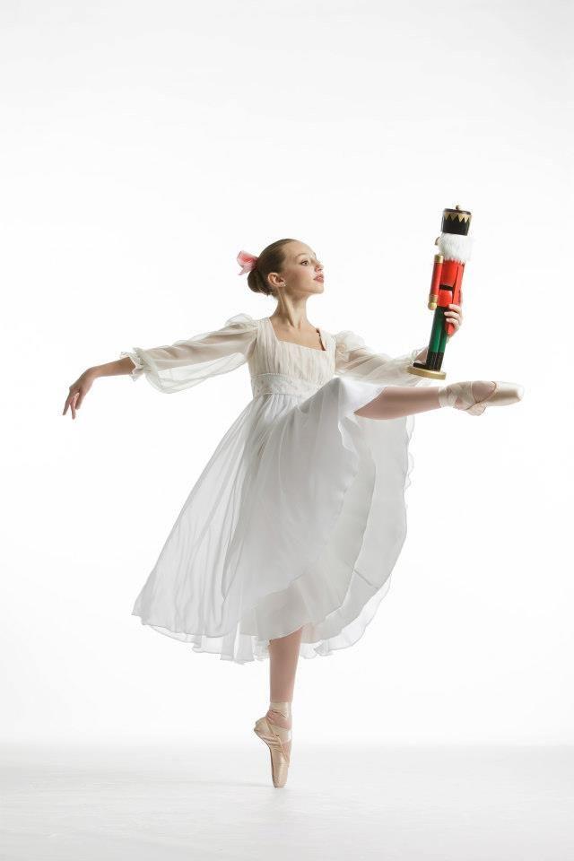 ballerinas dancing nutcracker - photo #8