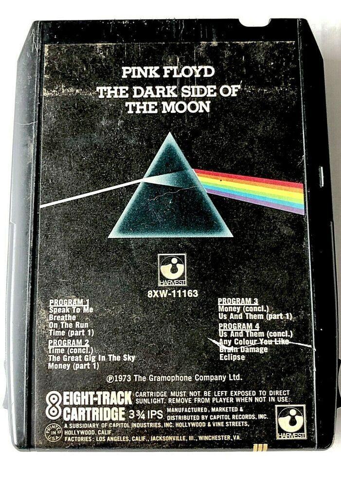 PINK FLOYD//Limitierte Edition Platin Schallplatte//DARK SIDE OF THE MOON