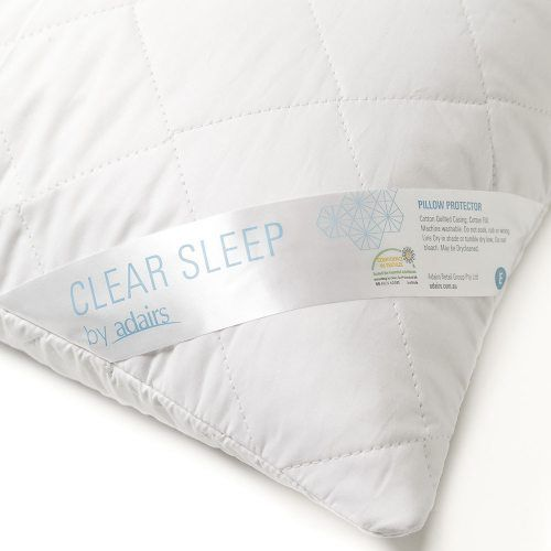 Cotton Quilted Standard Pillow Protector