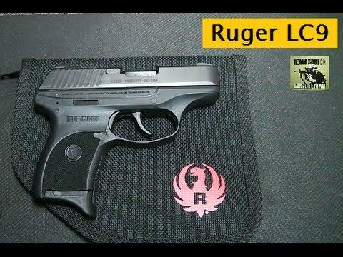 The size and weight make the Ruger LC9 a great concealed carry option according to this positive review. | Ruger LC9 Review #SurvivalLife www.survivallife.com