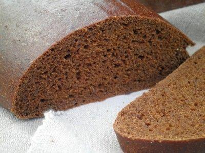 Литовский домашний хлеб 2 варианта