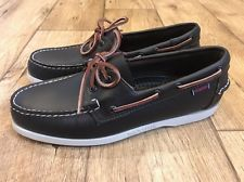 Sebago Docksides Boat Shoe Brand New Size 9 From Oi Polloi RRP £135
