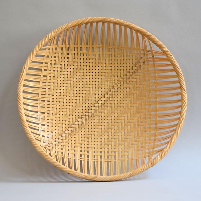 sports shoes price 500 to 1000 Woven ayanasu  variegated  bamboo basket  Handmade by Takami Yasuhiro