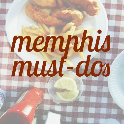 what we ate, saw, did + enjoyed in Memphis