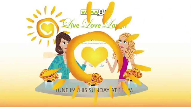 TV Host Susie McAuley and Linda Coopers NEW TV SEASON for their hit TV show Live Love Laugh Today TV Show New Season starts Sept. 7th 2014 at 11:00 am ABC Network WFAA…