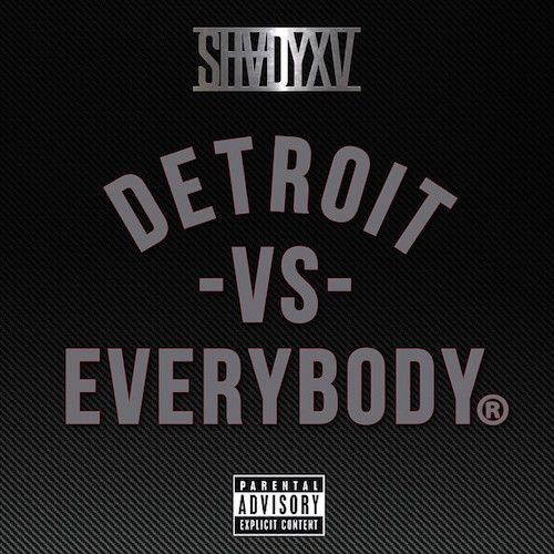 "Prev1 of 2Next Here's one of the standout records from the upcoming Shady XV compilation album. Shady Records drops ""Detroit Vs. Everybody"" featuring Eminem, Royce Da 5'9″, Big Sean, Danny Brown, Dej Loaf and Trick Trick. Produced by Statik Selektah. The Shady XV compilation is set to be released on November 24th. You can pre-order …"