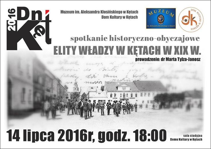 Spotkanie historyczno-obyczajowe w ramach Dni Kęt