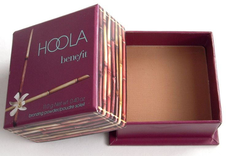 Benefit Hoola Bronzer $28. I love this bronzer, my favorite. -M