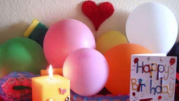 Una canción de cumpleaños feliz en Alemán, es diferente a lo que estas acostumbrado a ver, te lo vas a pasar genial con esta felicitación.