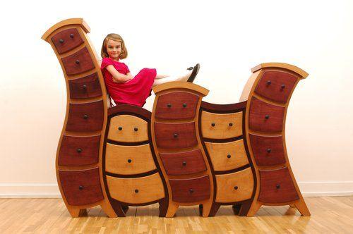 Whimsical Dresser