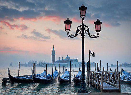 Nach Venedig reisen