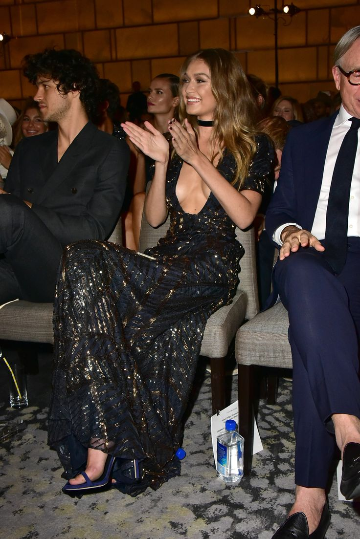 Gigi Hadid attend The Daily Front Row's 4th Annual Fashion Media Awards at Park Hyatt New York on September 8, 2016 in New York City.