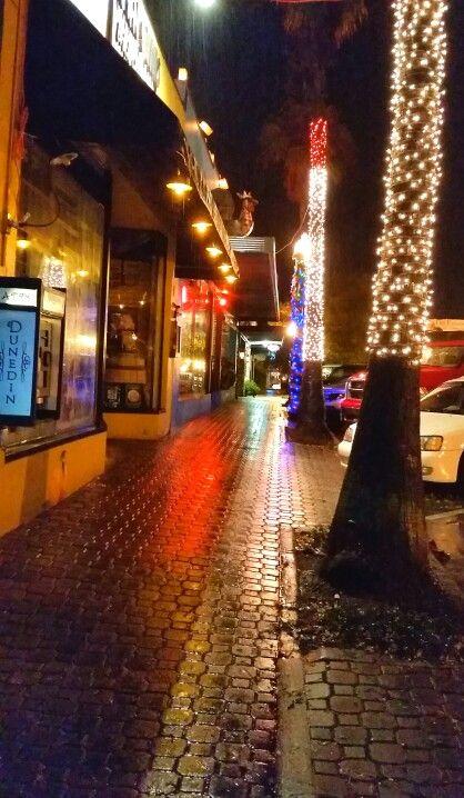 Downtown Dunedin Florida