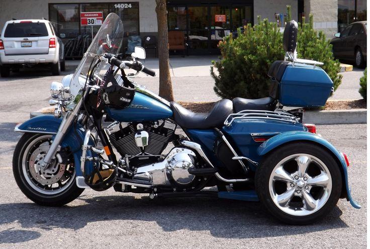 Harley Davidson Road King Trike