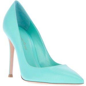 Aqua Heels - Shop for Aqua Heels at Polyvore