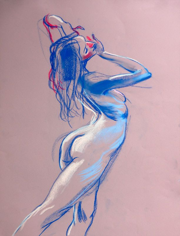 James Jean - Figure drawing