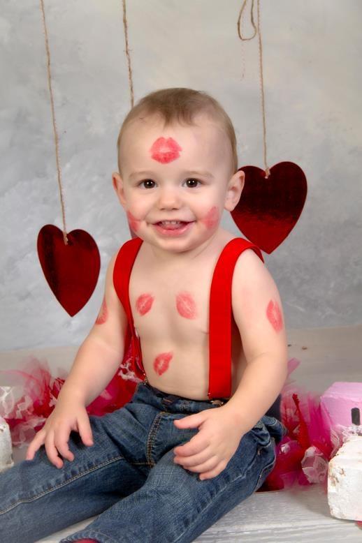 Portrait Creations: Valentine's Kisses