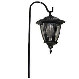 This Solar Ed Outdoor Garden Deck Patio Pathway Led Lantern With Sheppard S Hook Is A Very Beautiful And Versatile Light Easy To
