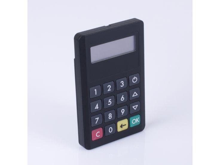 BluePad-50 este cel mai compact si usor POS bancar mobil dotat cu Bluetooth. Accepta toate formele de plata: banda magnetica, EMV Chip&PIN si astfel reprezinta o solutie fiabila intr-o forma convenabila de dimensiuni reduse si cu un design modern.