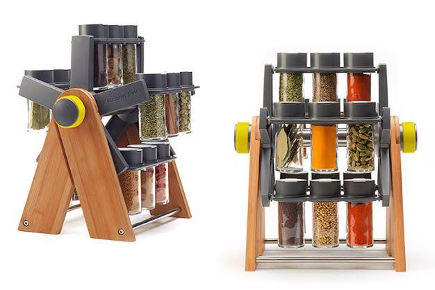 Oltre 25 fantastiche idee su portaspezie su pinterest - Ikea porta spezie ...