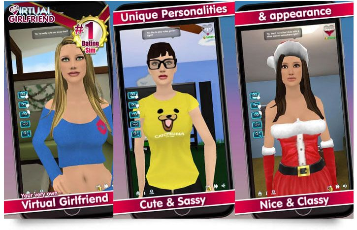 11 Best Free Adult Games For Android Virtual Girlfriend Adult