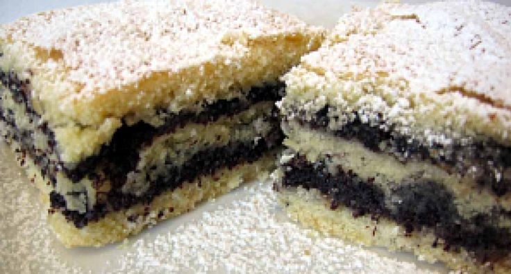 Mákos sütemény recept | APRÓSÉF.HU - receptek képekkel